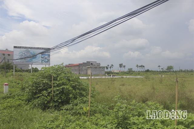 """Hàng chục dự án """"đất vàng nghìn tỉ"""" ở Mê Linh bị bỏ hoang sau 10 năm Hà Nội sáp nhập - Ảnh 6."""