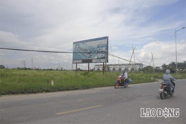 """Hàng chục dự án """"đất vàng nghìn tỉ"""" ở Mê Linh bị bỏ hoang sau 10 năm Hà Nội sáp nhập - Ảnh 8."""