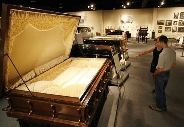 Ảnh: Khám phá những bảo tàng kỳ lạ nhất thế giới - Ảnh 10.