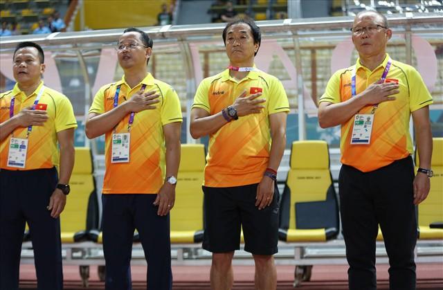 """HLV Park Hang-seo: """"Sẽ là trận chung kết với U23 Nhật Bản để né U23 Hàn Quốc"""" - Ảnh 2."""