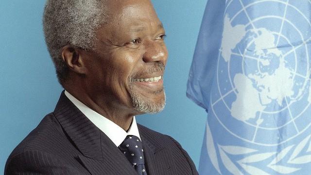 Kho thành tựu đồ sộ và những điều ít biết về cuộc đời cựu Tổng thư kí LHQ Kofi Annan - Ảnh 1.
