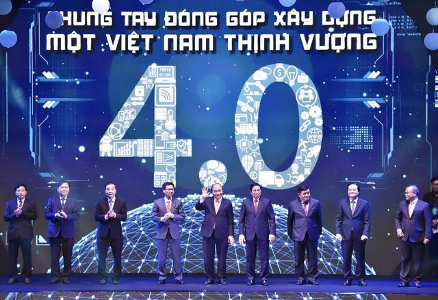 Thủ tướng dự lễ ra mắt Mạng lưới đổi mới sáng tạo Việt Nam - Ảnh 1.