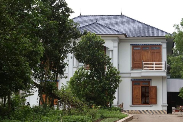 Thanh tra 7 khu villa thi công trái phép ở Vĩnh Phúc - Ảnh 1.