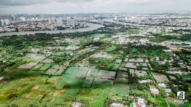 Cận cảnh siêu dự án Bình Quới - Thanh Đa giữa thành thị TP.HCM tân tiến sau 26 năm quy hoạch treo - Ảnh 6.
