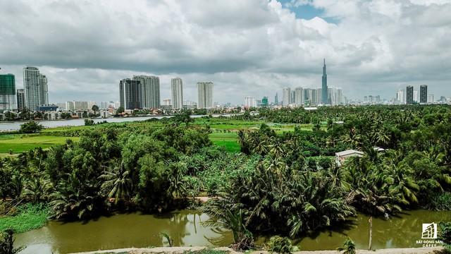 Cận cảnh siêu dự án Bình Quới - Thanh Đa giữa thành thị TP.HCM tân tiến sau 26 năm quy hoạch treo - Ảnh 19.