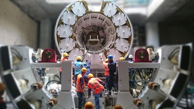 """Metro tỷ USD ở Việt Nam dùng công nghệ đào hầm, """"chinh phục"""" lòng đất như thế nào? - Ảnh 3."""