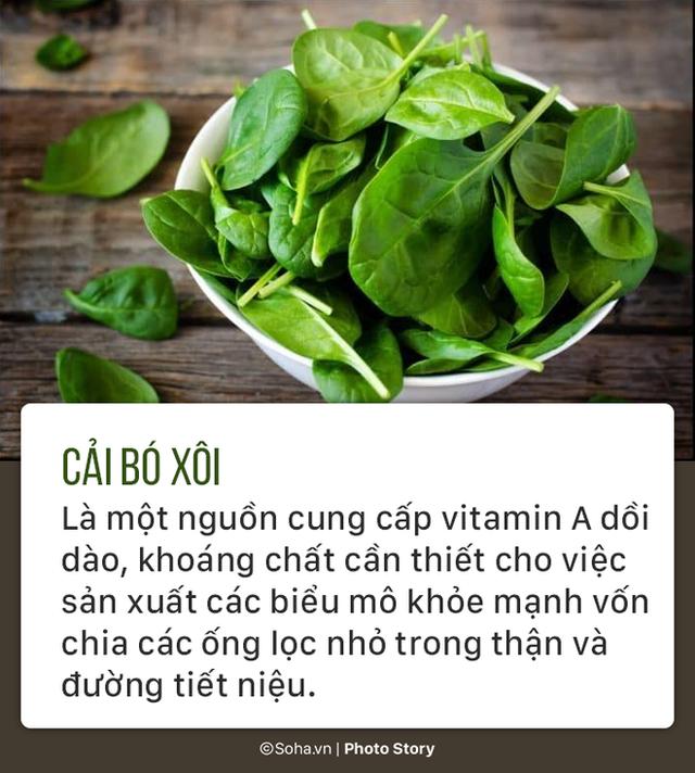 8 loại thực phẩm ngon, bổ, rẻ là bạn thân của thận: Ăn càng nhiều, thận càng khỏe - Ảnh 7.
