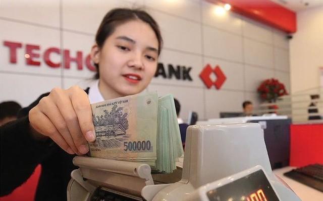 Tín dụng ngân hàng âm