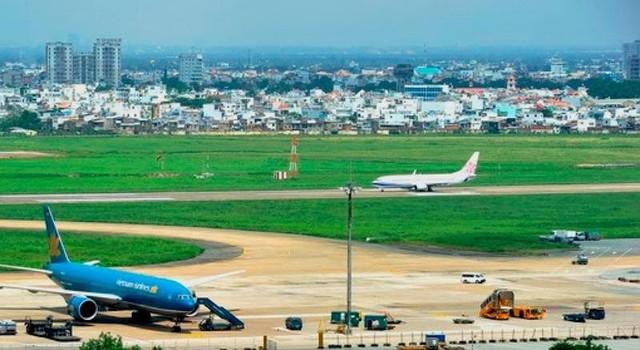 Công bố quy hoạch mở rộng sân bay Tân Sơn Nhất vào tháng 9 - Ảnh 1.