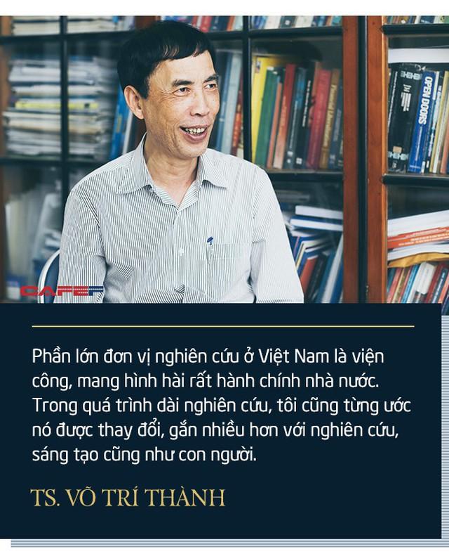 """TS Võ Trí Thành tiết lộ """"bí mật"""" của think tank Việt - Ảnh 6."""
