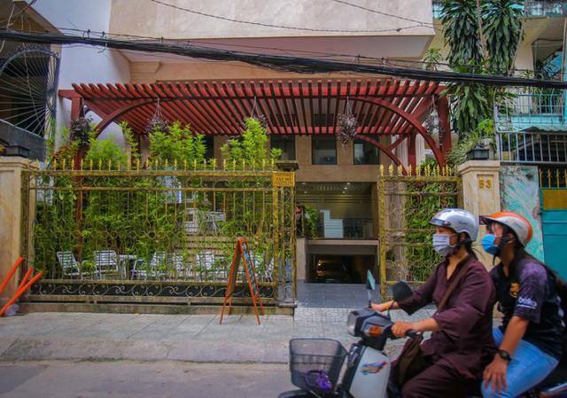 Những khách sạn, villa chạy giấy phép thi công ở quận 1 - Ảnh 7.