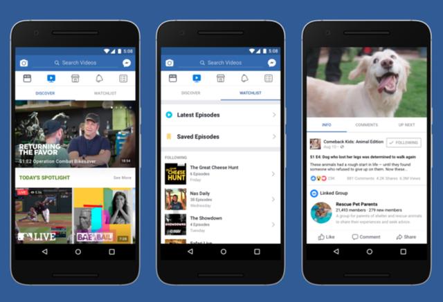 Facebook vừa ra mắt nút mới: công khai tuyên chiến với YouTube, nhưng người dùng vẫn chưa hiểu cách sử dụng - Ảnh 1.