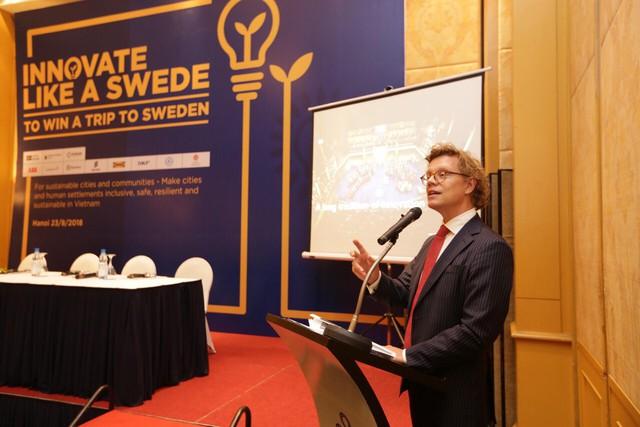 Đại sứ Thuỵ Điển nói về sai lầm phổ biến khi thi công hệ sinh thái khởi nghiệp - Ảnh 1.