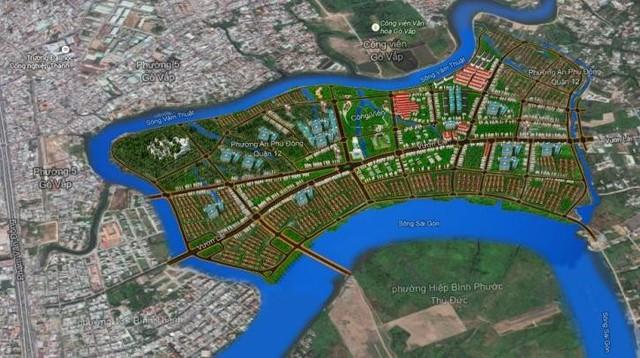 Hàng vạn người dân Sài Gòn sẽ hưởng lợi khi cây cầu mới nối quận 12 có quận Gò Vấp vừa được chấp thuận thi công - Ảnh 1.
