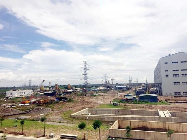 Hàng chục nghìn tỷ đồng đắp chiếu nội khu Nhiệt điện Thái Bình 2 - Ảnh 1.