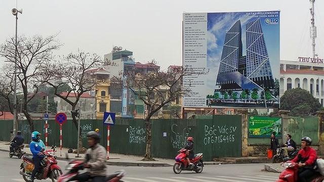 Hẩm hiu các dự án tháp nghìn tỷ giữa Thủ đô - Ảnh 5.