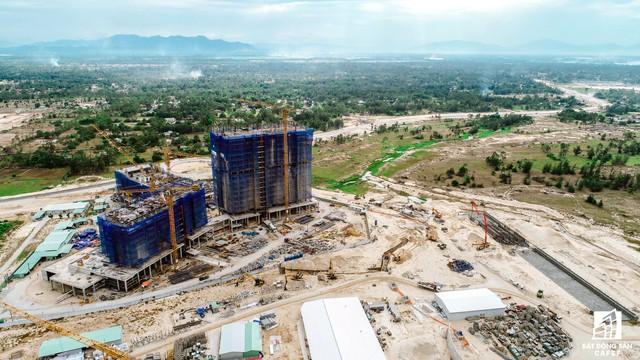 Cận cảnh một số dự án đang biến vùng đất chết Nam Hội An thành thiên một số con phố nghỉ dưỡng mới nổi - Ảnh 11.