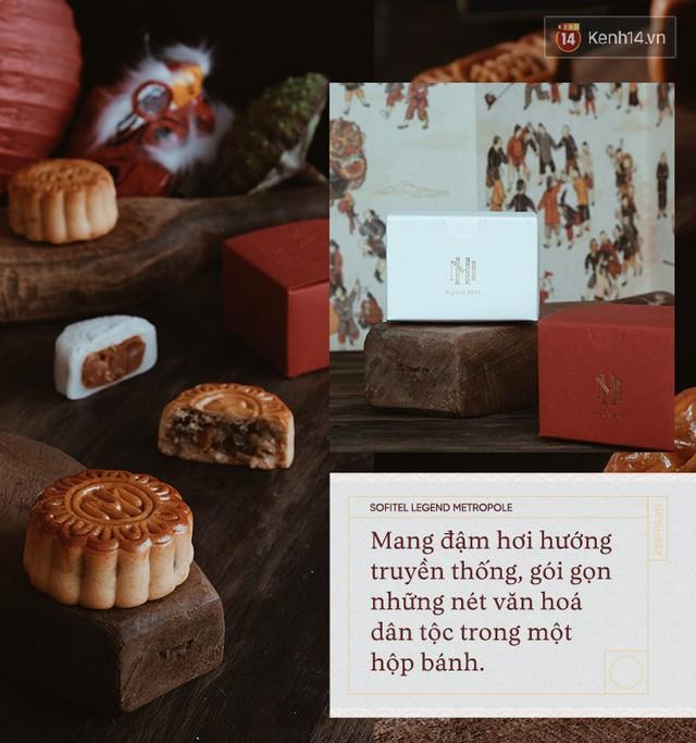 Đập hộp những chiếc bánh Trung thu của các khách sạn nổi tiếng bậc nhất tại Hà Nội - Ảnh 3.