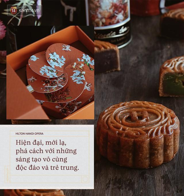 Đập hộp những chiếc bánh Trung thu của các khách sạn nổi tiếng bậc nhất tại Hà Nội - Ảnh 25.