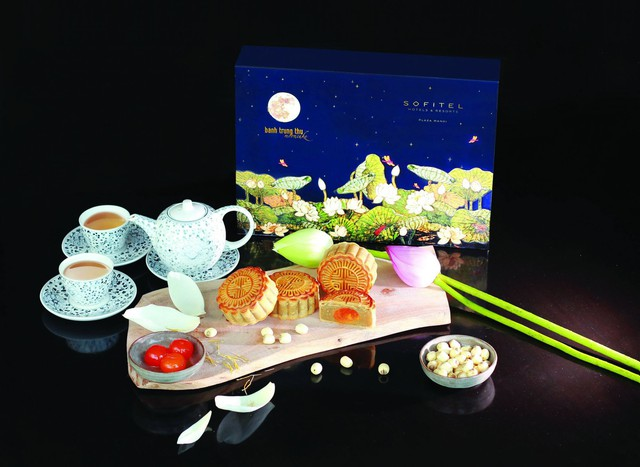 Đập hộp những chiếc bánh Trung thu của các khách sạn nổi tiếng bậc nhất tại Hà Nội - Ảnh 36.