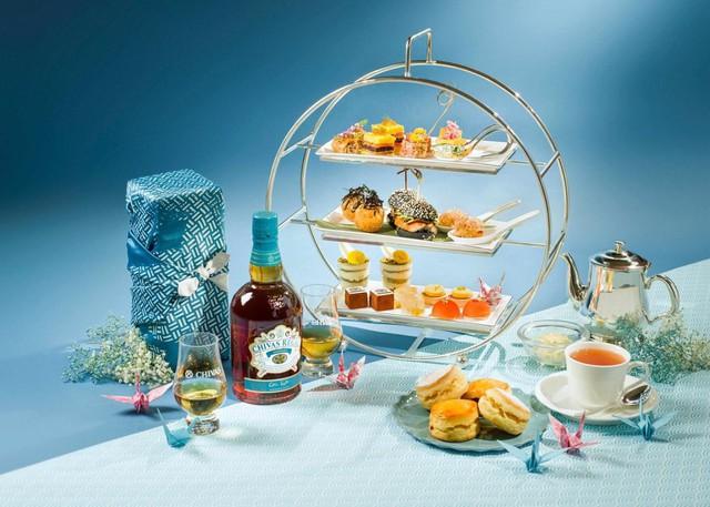 Thưởng thức những bữa tiệc trà hấp dẫn có giá cả triệu đồng được phục vụ tại khách sạn hàng đầu ở Hong Kong và Macau - Ảnh 5.