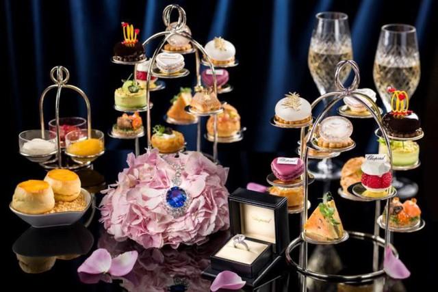 Thưởng thức những bữa tiệc trà hấp dẫn có giá cả triệu đồng được phục vụ tại khách sạn hàng đầu ở Hong Kong và Macau - Ảnh 7.