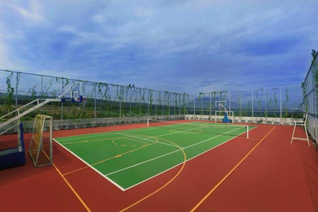 Đột nhập khu resort 4 sao mà đội tuyển Olympic Việt Nam ở cùng tuyển Hàn Quốc trước bán kết - Ảnh 14.