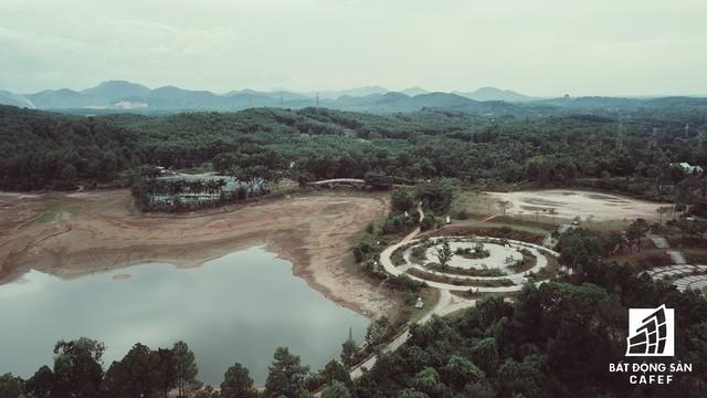 Cận cảnh dự án công viên lạ 15 năm bỏ hoang ở Huế bỗng dưng hút khách nước ngoài - Ảnh 1.