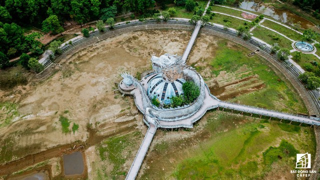 Cận cảnh dự án công viên lạ 15 năm bỏ hoang ở Huế bỗng dưng hút khách nước ngoài - Ảnh 14.