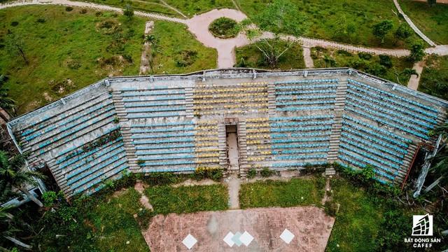 Cận cảnh dự án công viên lạ 15 năm bỏ hoang ở Huế bỗng dưng hút khách nước ngoài - Ảnh 10.
