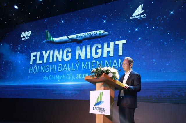 Bamboo Airways đổ bộ TP. HCM, cam kết quyền lợi đặc biệt cho đại lý - Ảnh 1.