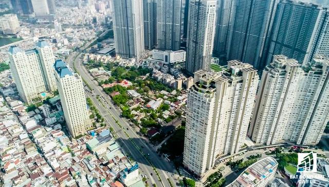 Toàn cảnh thành phố trọng điểm Sài Gòn nhìn từ đỉnh tòa nhà cao nhất Việt Nam - Ảnh 16.