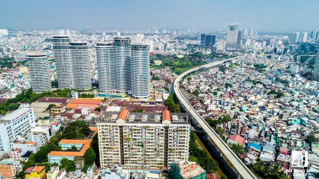 Toàn cảnh thành phố trọng điểm Sài Gòn nhìn từ đỉnh tòa nhà cao nhất Việt Nam - Ảnh 20.