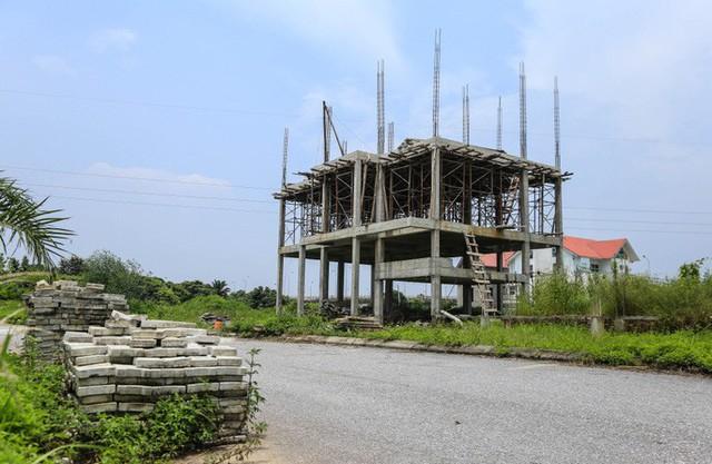 Cận cảnh dự án villa 2.000 tỉ đồng bỏ hoang của Lã Vọng - Ảnh 5.