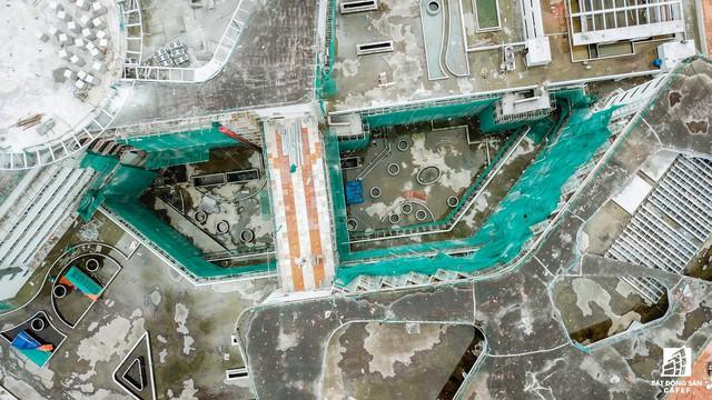 Cận cảnh công đoạn xây dựng dự án trọng điểm y tế 5.800 tỷ đồng, tân tiến bậc nhất ở khu Đông (Tp.HCM) - Ảnh 8.