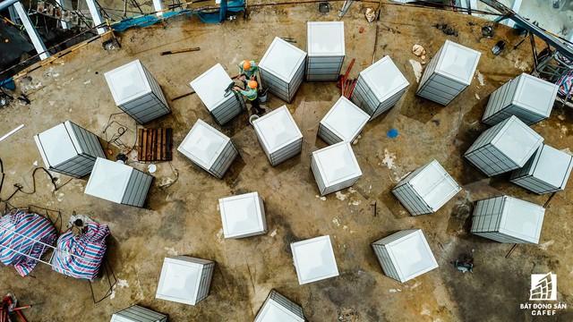 Cận cảnh công đoạn xây dựng dự án trọng điểm y tế 5.800 tỷ đồng, tân tiến bậc nhất ở khu Đông (Tp.HCM) - Ảnh 16.