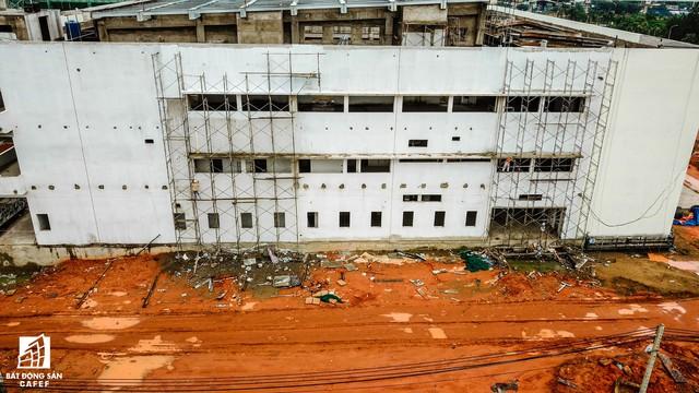 Cận cảnh công đoạn xây dựng dự án trọng điểm y tế 5.800 tỷ đồng, tân tiến bậc nhất ở khu Đông (Tp.HCM) - Ảnh 21.