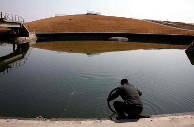 10 năm nhìn lại sân vận động Tổ chim Olympic Bắc Kinh 2008: Hoang tàn đến ám ảnh, niềm tự hào giờ chỉ còn là nỗi tiếc nuối - Ảnh 19.