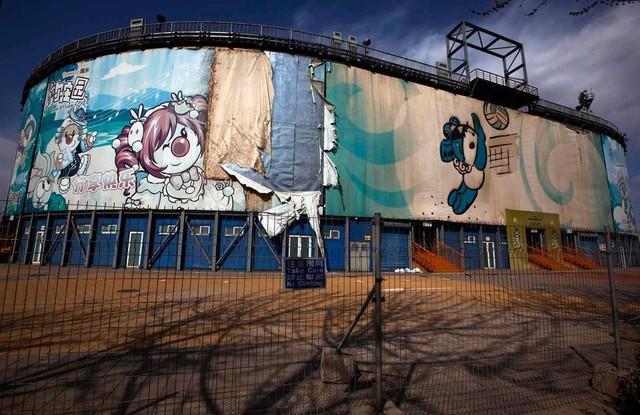 10 năm nhìn lại sân vận động Tổ chim Olympic Bắc Kinh 2008: Hoang tàn đến ám ảnh, niềm tự hào giờ chỉ còn là nỗi tiếc nuối - Ảnh 5.