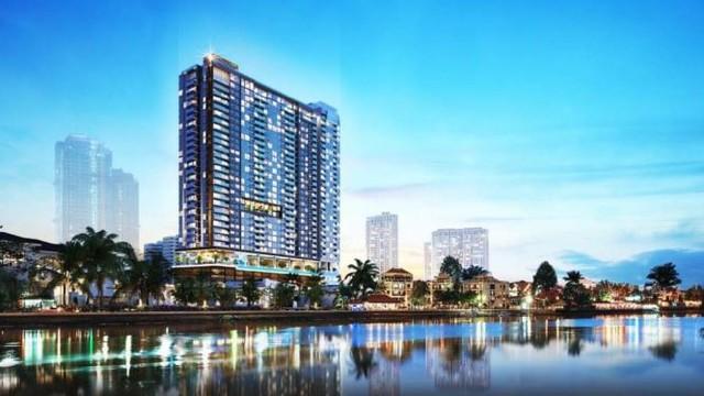 TPHCM: Khởi công dự án nghìn tỷ Q2 Thao Dien - Ảnh 1.