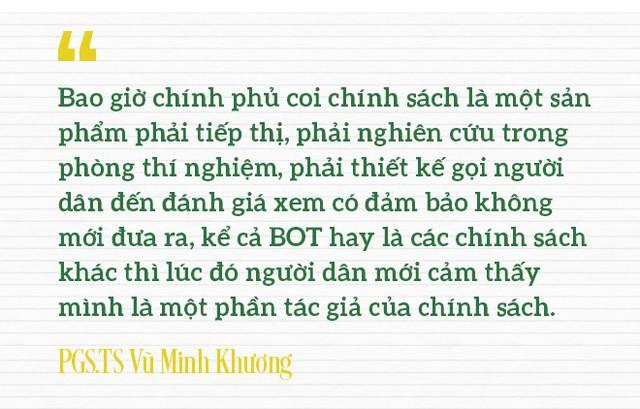 PGS.TS Vũ Minh Khương: Những quốc gia phát triển thần kỳ như Singapore, Hàn Quốc đều xuất phát từ người đứng đầu khóc trước số phận của dân tộc - Ảnh 7.