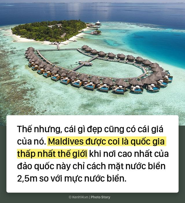 Thiên đường Maldives đối mặt với nguy cơ biến mất khỏi bản đồ thế giới - Ảnh 2.