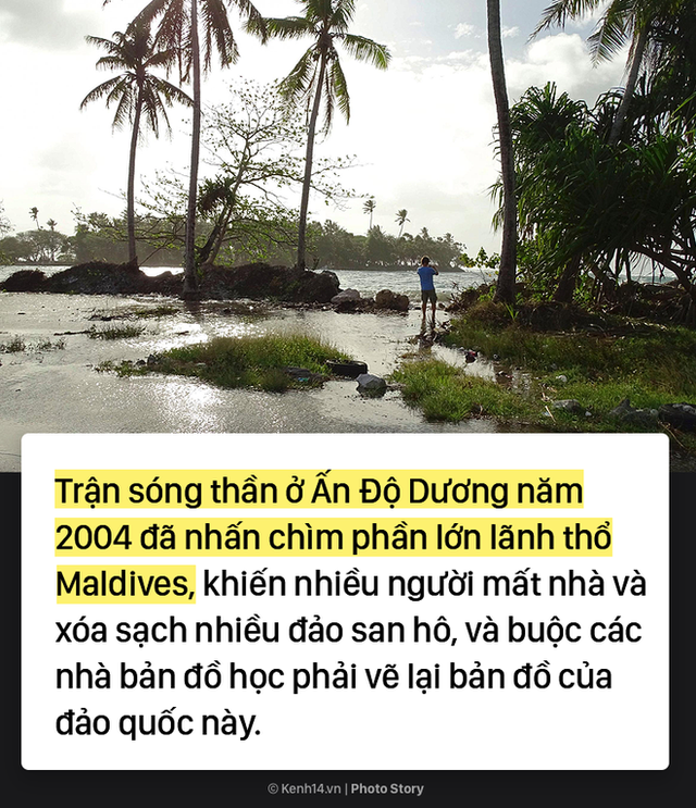 Thiên đường Maldives đối mặt với nguy cơ biến mất khỏi bản đồ thế giới - Ảnh 5.