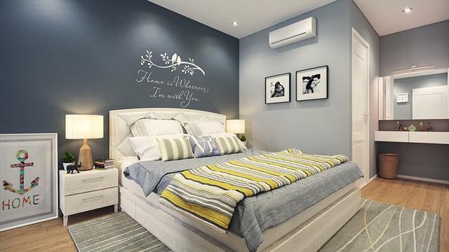 Căn hộ 66 m2 được kiến trúc hợp lý cho gia đình 3 thành viên - Ảnh 8.