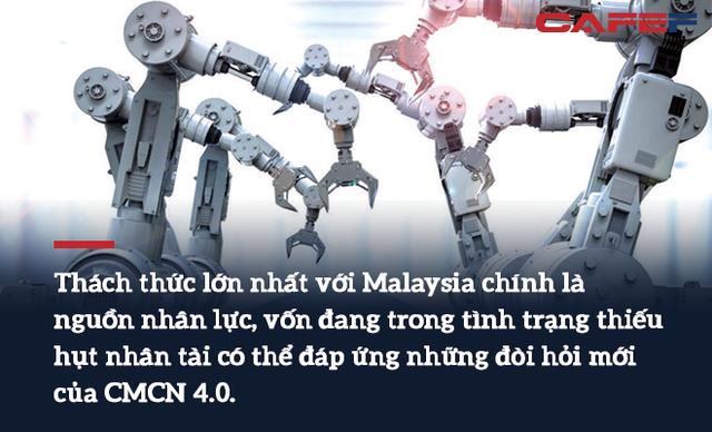 CMCN 4.0 ở Malaysia: Giới CEO thay đổi tư duy nhưng vẫn chờ những hành động - Ảnh 1.