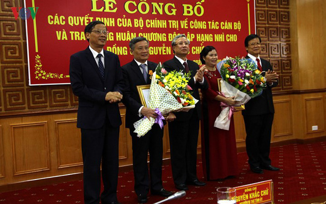 Chân dung nữ Bí thư Tỉnh ủy Lai Châu vừa nhận nhiệm vụ - Ảnh 1.