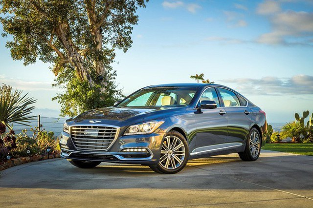13 mẫu xe đời 2018 được người Mỹ đánh giá tốt nhất - Ảnh 3.