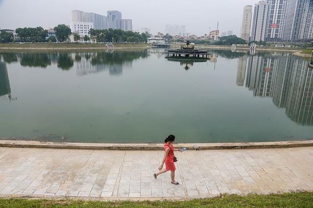 Công viên 300 tỷ chính thức hoạt động sau 2 năm đắp chiếu   - Ảnh 5.