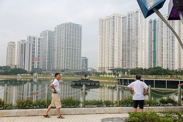 Công viên 300 tỷ chính thức hoạt động sau 2 năm đắp chiếu - Ảnh 7.