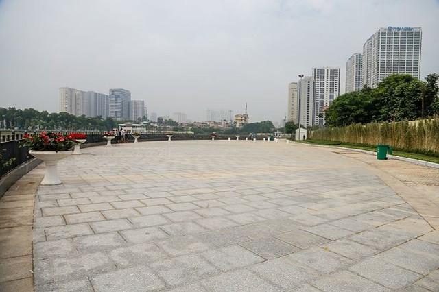 Công viên 300 tỷ chính thức hoạt động sau 2 năm đắp chiếu   - Ảnh 8.